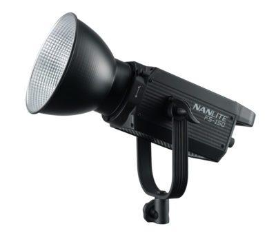 Nanlite FS-150 LED Spot Light side